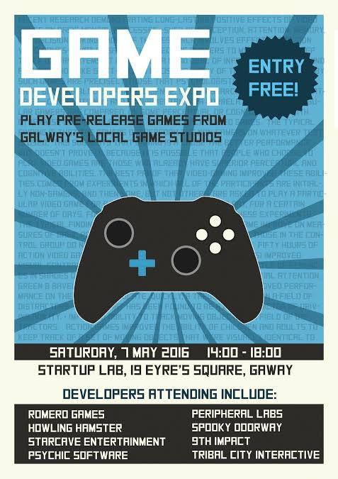 Gaming Expo Poster