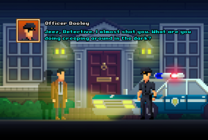 Officer Dooley